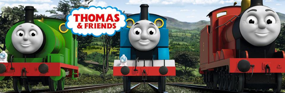 托马斯和他的朋友们 第十二季图片